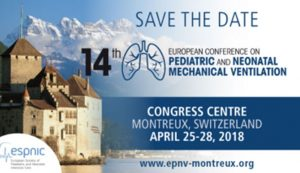 14. Europska konferencija pedijatrijske i neonatalne mehaničke ventilacije